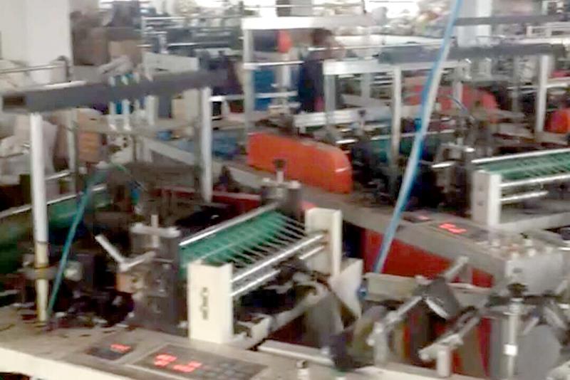 苏州定制垃圾袋厂房环境