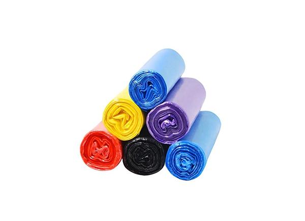 彩色垃圾袋价格