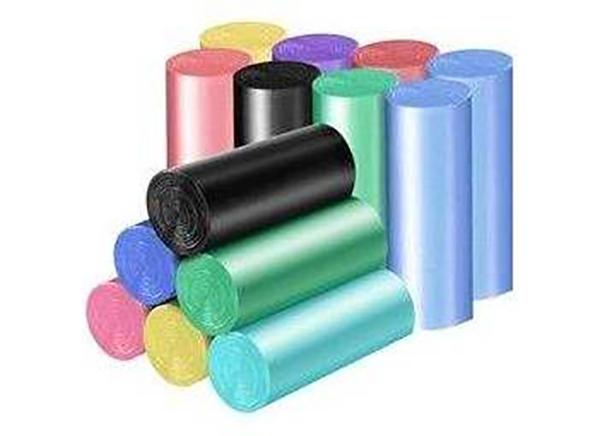 彩色垃圾袋订做